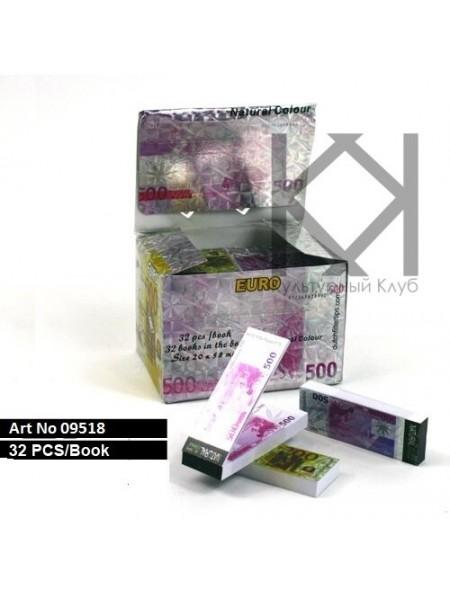 """Бумажные фильтры """"Euro"""" 32 шт/уп"""