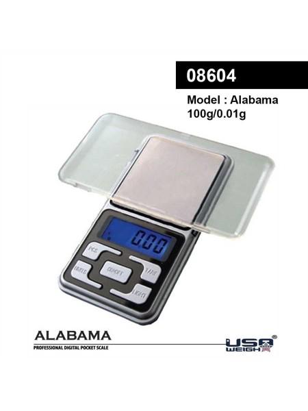 """Весы ювелирные """"ALABAMA"""" до 100G - 0.01G"""