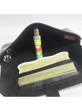 Кисет кожаный для табака и бумаги Imp Workhouse