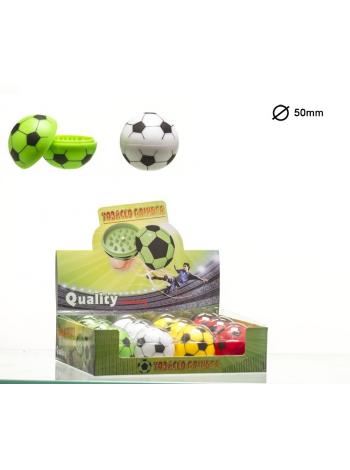 """Гриндер """"Футбольный мяч"""" акриловый 50 мм."""