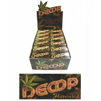 Бумага для самокруток Hemp Flavored рулон