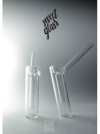 """Баблер стеклянный Sweet Glass """"One"""""""
