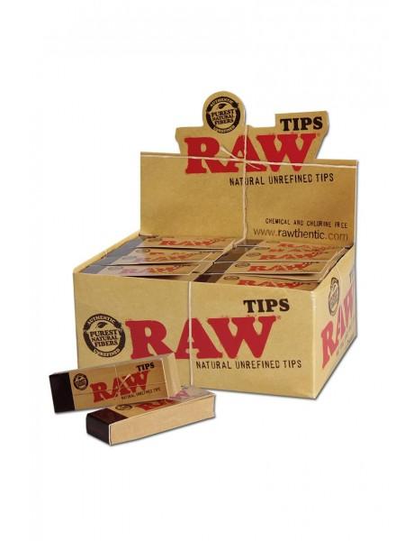 Фильтры RAW 'Original' 50 шт Узкие
