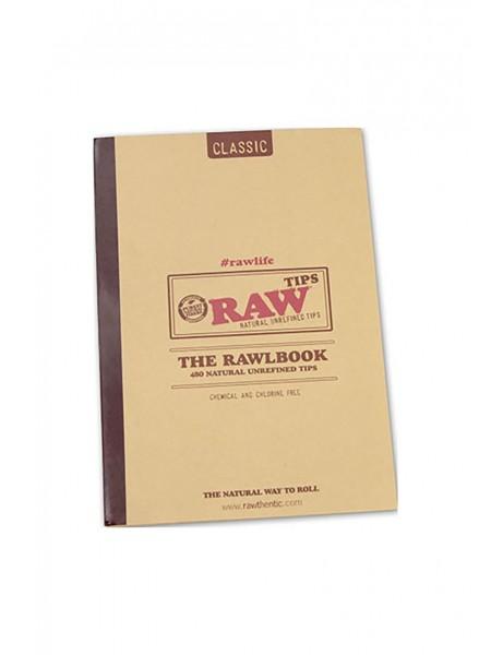 Книга с фильтрами 420+60шт 'RAW'